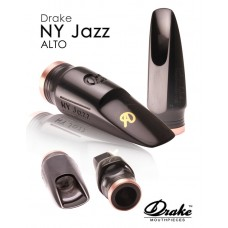 Drake Hand Made Mouthpiece-New York Jazz Alto